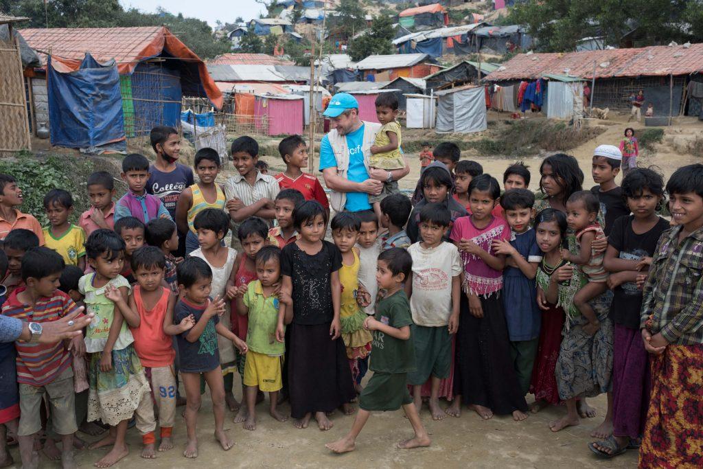 Rohinga refugees in Bangladesh