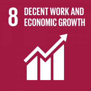 Target 8.5 achieve full and productive employment and decent work for all women and men, including for young people and persons with disabilities, and equal pay for work of equal value.  PROMOTE YOUTH EMPLOYMENT, EDUCATION AND TRAINING By 2020, substantially reduce the proportion of youth not in employment, education or training.