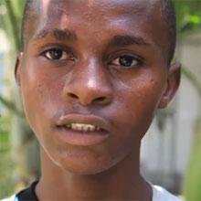 Carl from Haiti