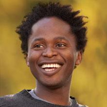 Ismael from Sierra Leone