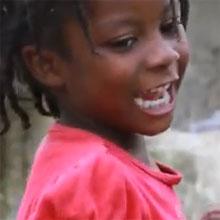 Sendy from Haiti