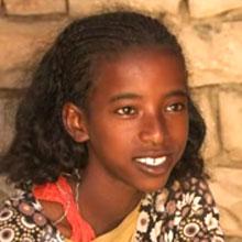 Shefena from Ethiopia