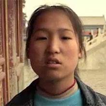Xiao Dan from China