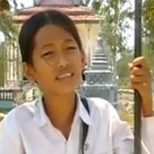 Yin Leeda from Cambodia