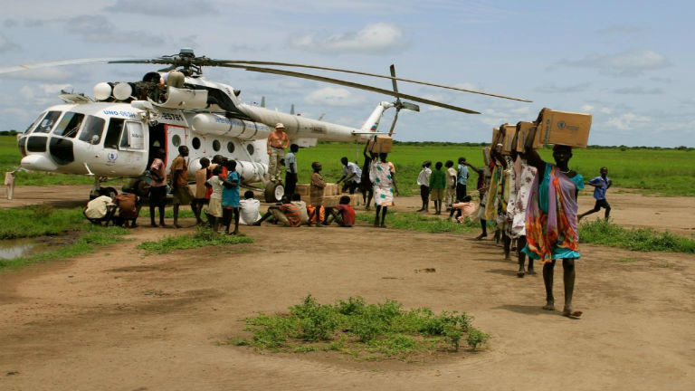 In South Sudan, rapid response brings aid to remote locations