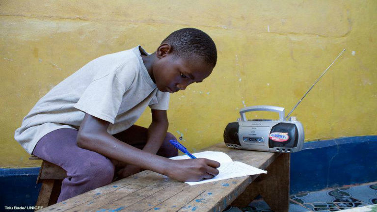 Video: Learn how Liberian children are using technology to fight Ebola