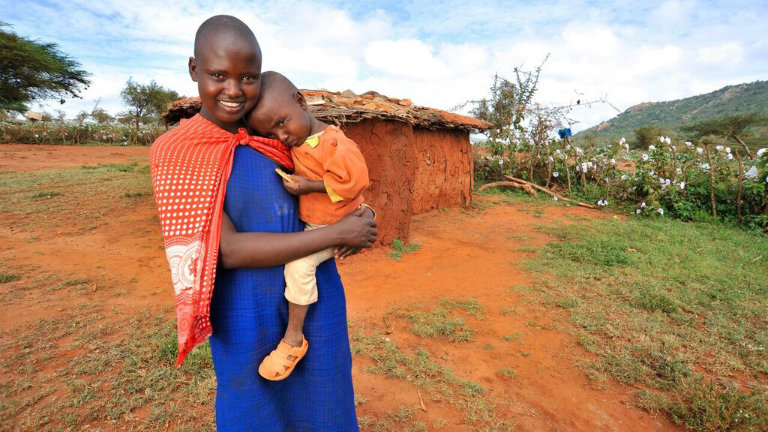 Pampers & UNICEF: 1 pack = 1 vaccine Campaign- Story of the Week: Lilian Nasikoi