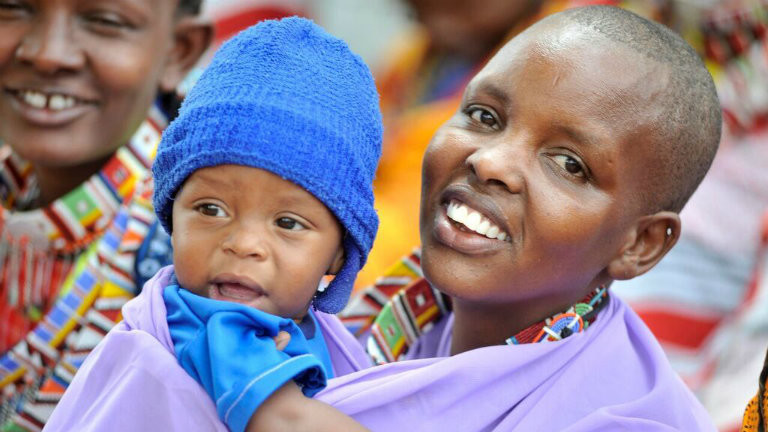 Pampers & UNICEF: 1 pack = 1 vaccine Campaign- Story of the Week: Eunice Samuel