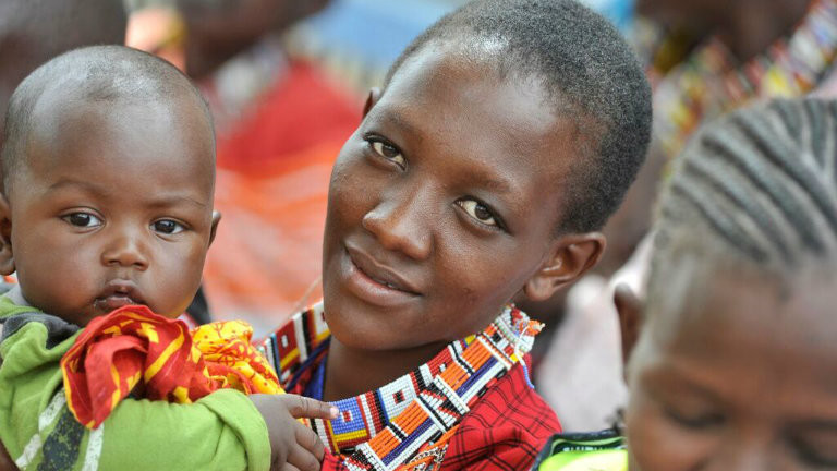 Pampers & UNICEF: 1 pack = 1 vaccine Campaign- Story of the Week: Joyce Hashen