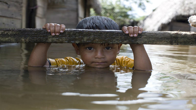 Why climate change matters for children
