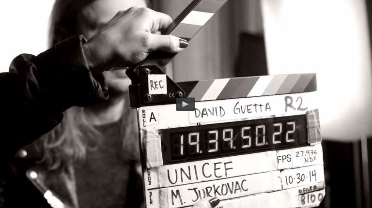 WATCH: The UNICEF #IMAGINE project