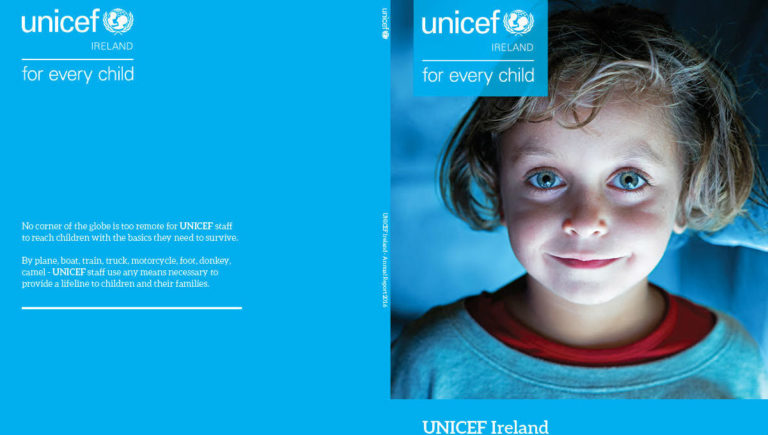 UNICEF Ireland Annual Report 2016