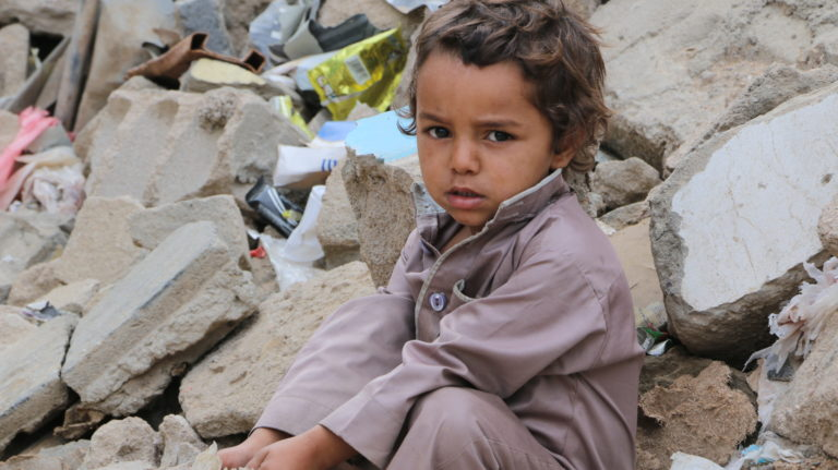 The race against time to stop cholera in Yemen