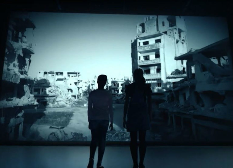 Rankin & Bastille collaborate on powerful child refugee video