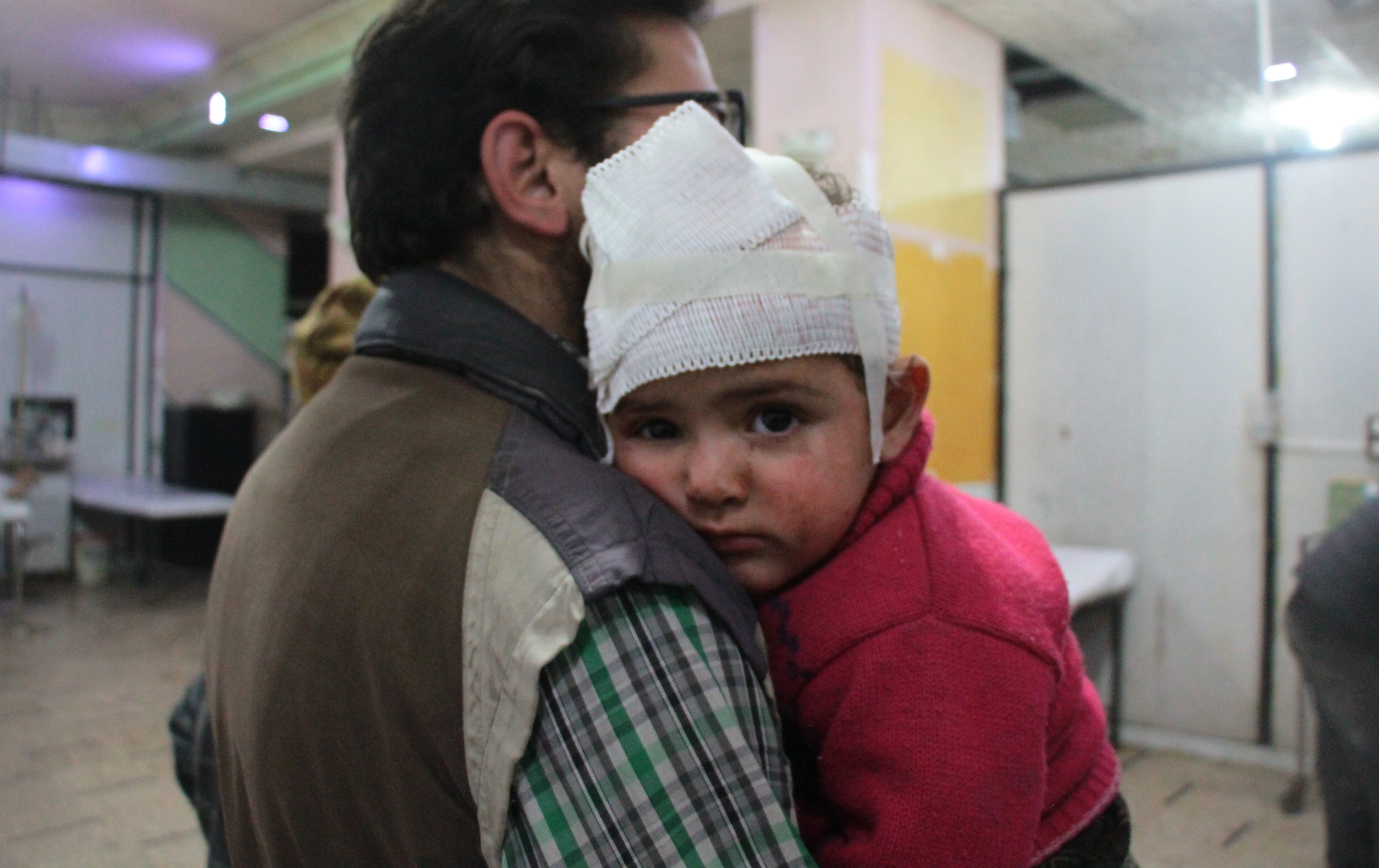UNICEF's response in East Ghouta