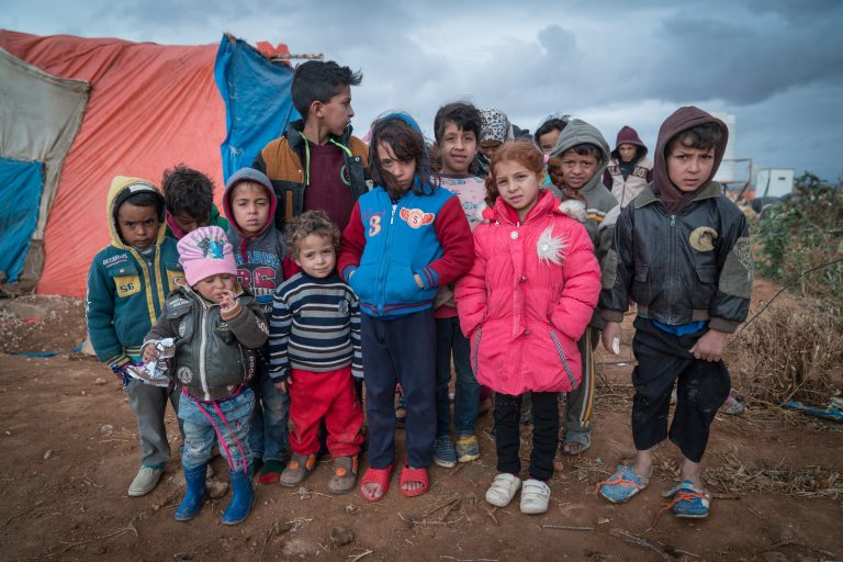 Syria Winter Appeal: A Message From Ettie Higgins